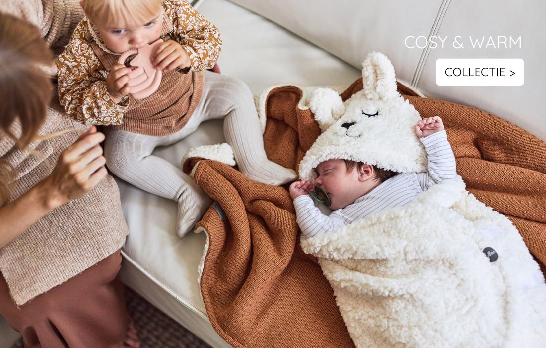 HOME cosy en warm kleintjebaby