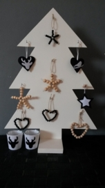 Kerstboom wit