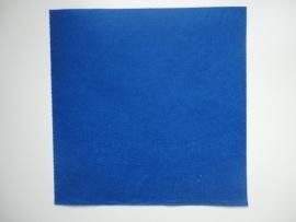 Vilt lapje donkerblauw