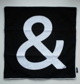 Kussenhoes & zwart wit