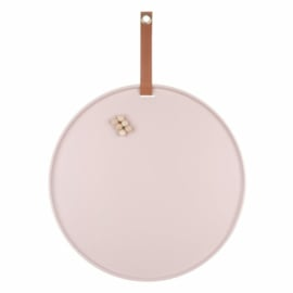 Magneetbord pink