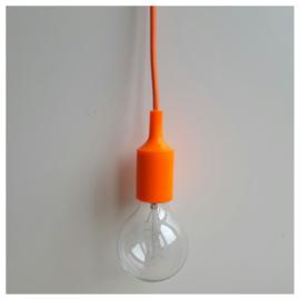 Hanglamp oranje