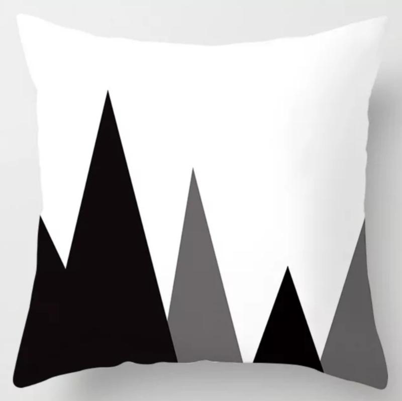 Kussenhoes bergen