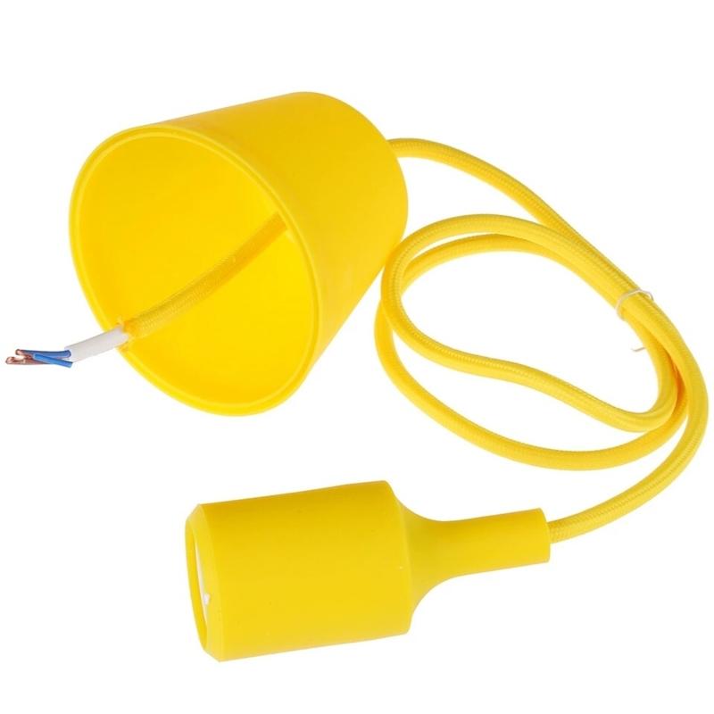 Hanglamp geel