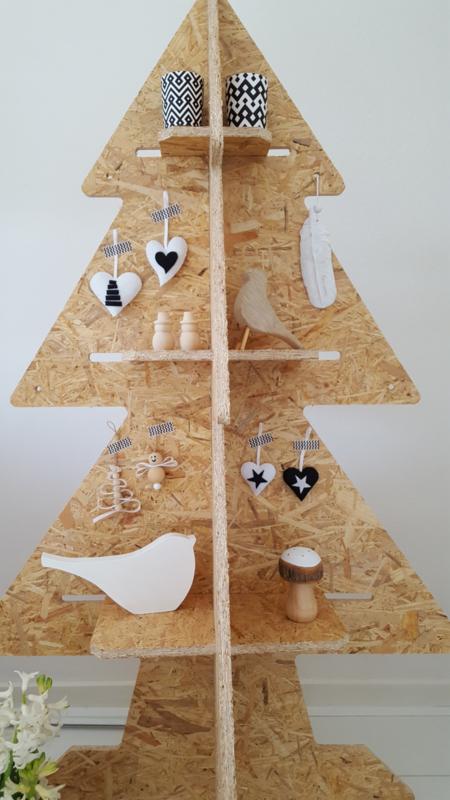 Kerstboom 3D underlayment 122cm