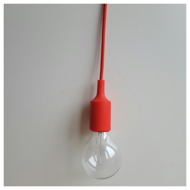 Hanglamp rood