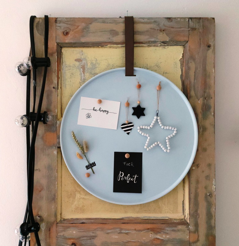 Magneetbord wit