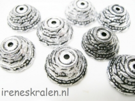 BeadCap 07:  Rough 16mm Metallook