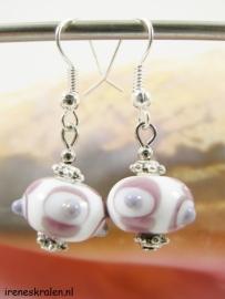 PRS 1347: Lampwork Earrings