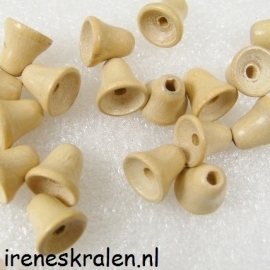 GB026: Wooden Bead, 9.5mm, 2.2mm hole