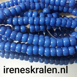 GBL 015: Rondell Princess Blue, ca 4x6.5mm
