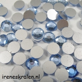Plaksteen 7mm LightSapphire