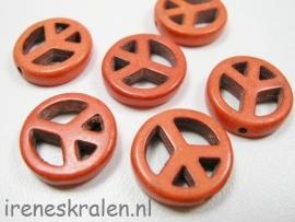 GO 009 Peace kraal Oranje, 15mm