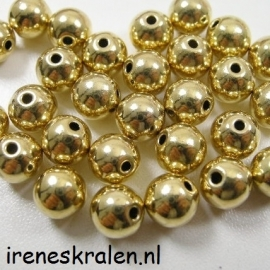 Gd 001: GoldColor Round Ball, 8mm