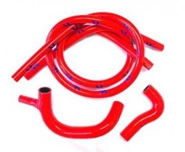Set koel slangen rood tot 1989