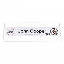 John Cooper Raamsticker