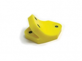 Motor ophang rubber Rear Poly