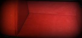 Kofferbak bekleding rood