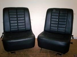Compleet interieur: Clubman GT zwart