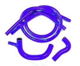 Set koel slangen blauw tot 1989