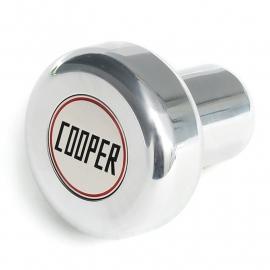 John Cooper Pookknop zilver