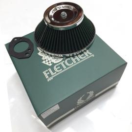 Open lucht filter Fletcher  1.5'' HS4 SU CARB - 998CC