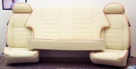 Compleet interieur: MPI Creme
