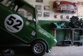 Rover Mini Werkplaats Handboek 1959 t/m 2000
