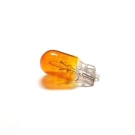 Knipperlicht glas zij oranje