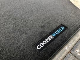 Mattenset Cooperworld 4 delig