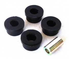motorsteun rubber set poly