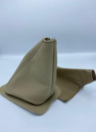 Pookhoes & Handremhoes Leder Beige