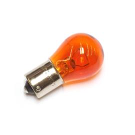 Knipperlicht glas voor oranje