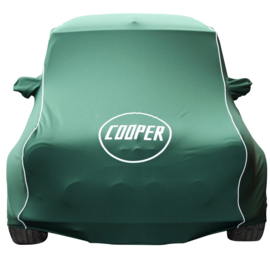 Cooper Mini cover racing green 1970 tm 2000
