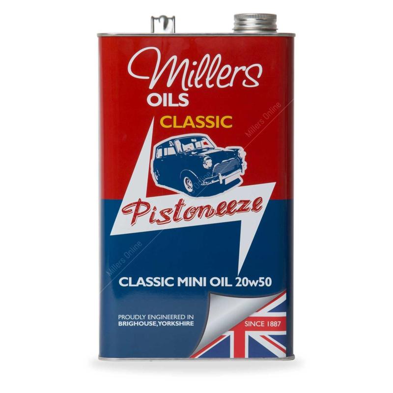 Miller oil 5L 20W50
