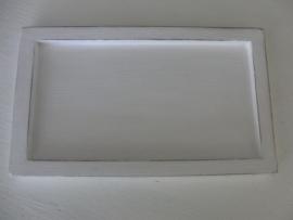 Dienblaadje white