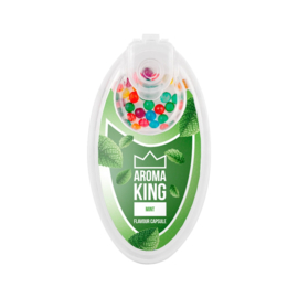 Aroma King Flavour Ball oval 100st Mint