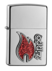 60000439 PL 28847 ZIPPO RED FLAME