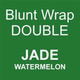 Blunt Wrap Double Platinum JADE (Watermelon) (25)