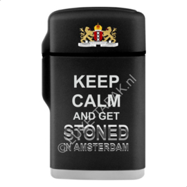 Jetflame rubber Amsterdam Keep calm get stoned (20)