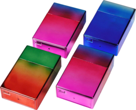 Sigaretten box PUSH 20st Rainbow (12)