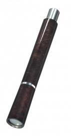 Vauen pijpstopper automatic bruyere zwart 582
