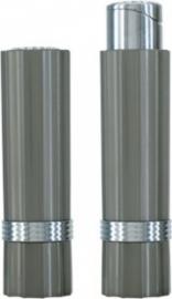 Pierre Cardin Lipstick gun metallic & Swarovski Stones