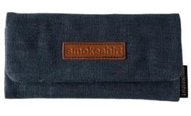 Smokeshirt roll-up shagetui Jeans blauw