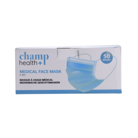 Champ Health+ Mondmasker type II BFE98% (50)