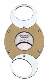 Donatus Ergonomic stainless steel brushed gold plated