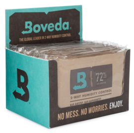 Boveda Humidity Control Pack 72% 60gr (12)
