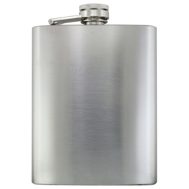 Flask chroom 8 OZ 238ml