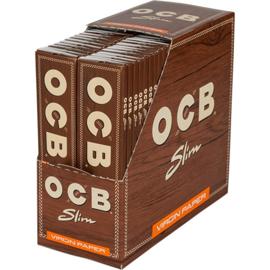 OCB Slimsize unbleached (50)
