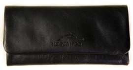Mestango roll-up leder Lounge zwart